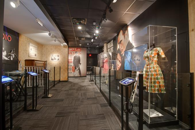 Johnny Cash Museum, em Nashville, no Tennessee (EUA) - Johnny Cash Museum - Divulgação - Johnny Cash Museum - Divulgação/Rota de Férias/ND