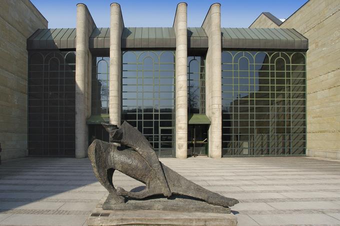 Neue Pinakothek, Munique. Alemanha - Divulgação - Divulgação /Rota de Férias/ND