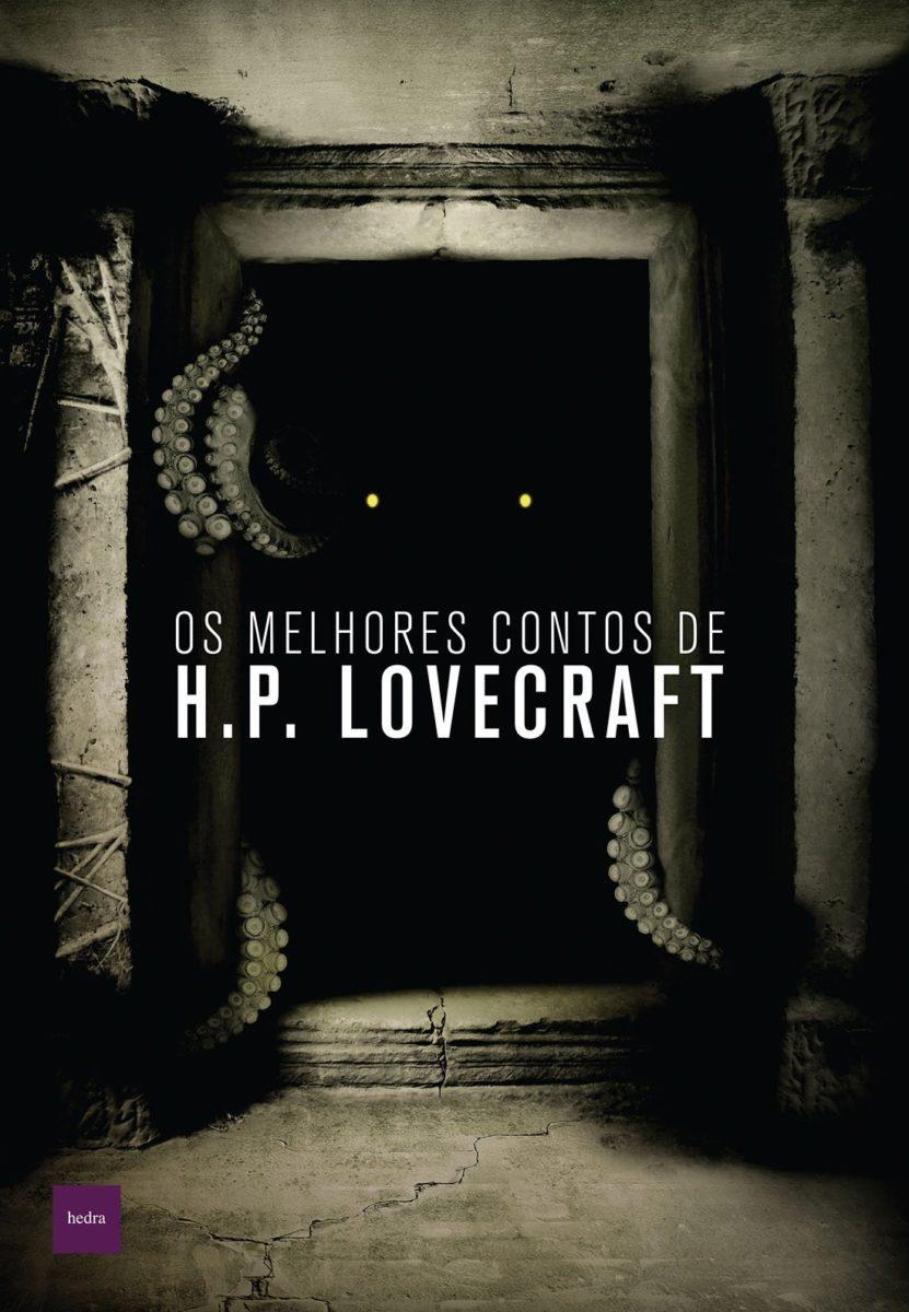 7º - Livro de H.P. Lovecraft com os melhores contos do autor. Preço na Amazon: R$ 20 - Crédito: Divulgação/33Giga/ND