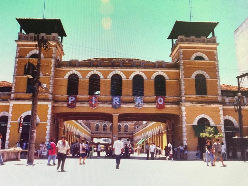 Registro do Mercado Público em 1996 – Divulgação/ND