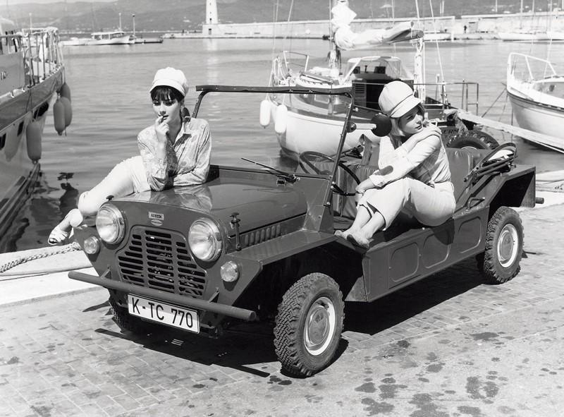 Originalmente apenas um modelo, Mini cresceu e se tornou marca própria - Foto: Divulgação - Foto: Divulgação/Garagem 360/ND