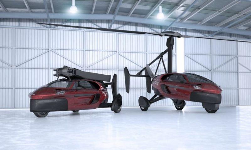 Projeto PAL-V Liberty - Foto: Reprodução - Foto: Reprodução/Garagem 360/ND