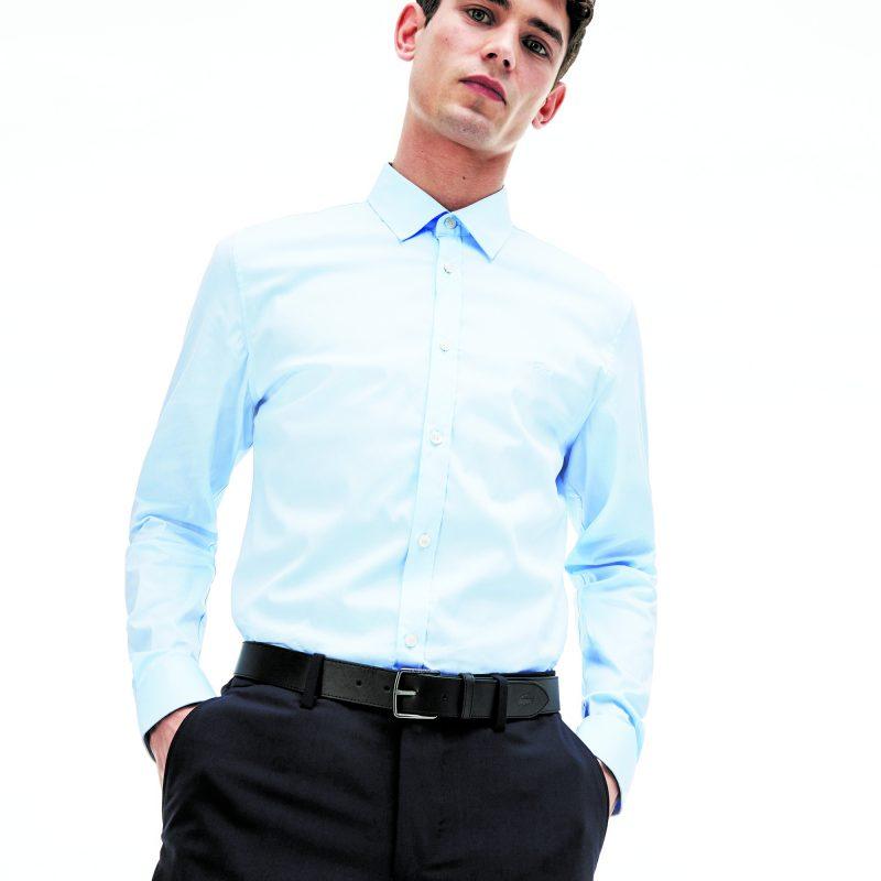 Camisa Slim fit Lacoste – 449,00 – Divulgação/ND