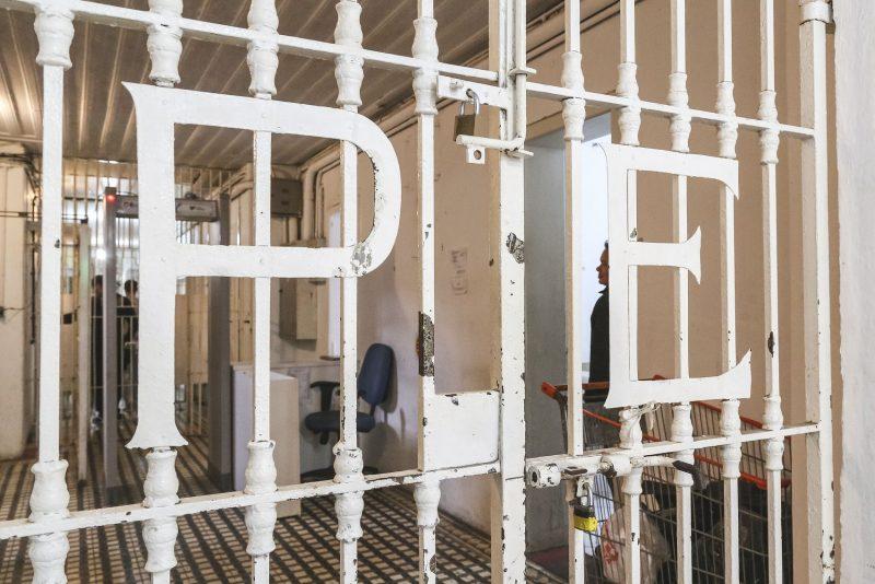 Penitenciária de Florianópolis – Foto: Anderson Coelho/Arquivo/ND
