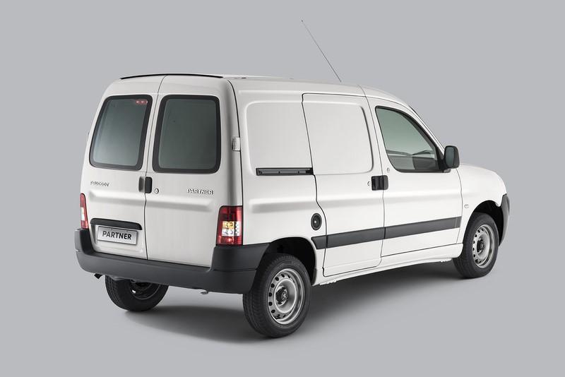 Peugeot Partner: o furgão brasileiro segue na primeira geração, que veio ao mundo em 1996 - Foto: Divulgação - Foto: Divulgação/Garagem 360/ND