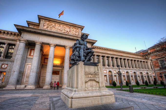 Museu do Prado, Madri, Espanha - marcp_dmoz on Visualhunt / CC BY-NC-SA - marcp_dmoz on Visualhunt / CC BY-NC-SA/Rota de Férias/ND