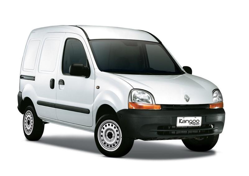 Renault Kangoo: seu projeto é de 1998, mas segue sendo vendido no Brasil - Foto: Divulgação - Foto: Divulgação/Garagem 360/ND