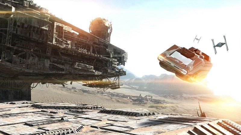 Apesar de ser um pouco antigo, o simulador Star Tours – The Adventures Continue ainda atrai muitos visitantes. A galera entra em uma nave, passa por diversos cenários dos filmes e ainda enfrenta vilões. Na fila é possível ver os icônicos robôs R2-D2 e C3PO - Divulgação - Divulgação/Rota de Férias/ND