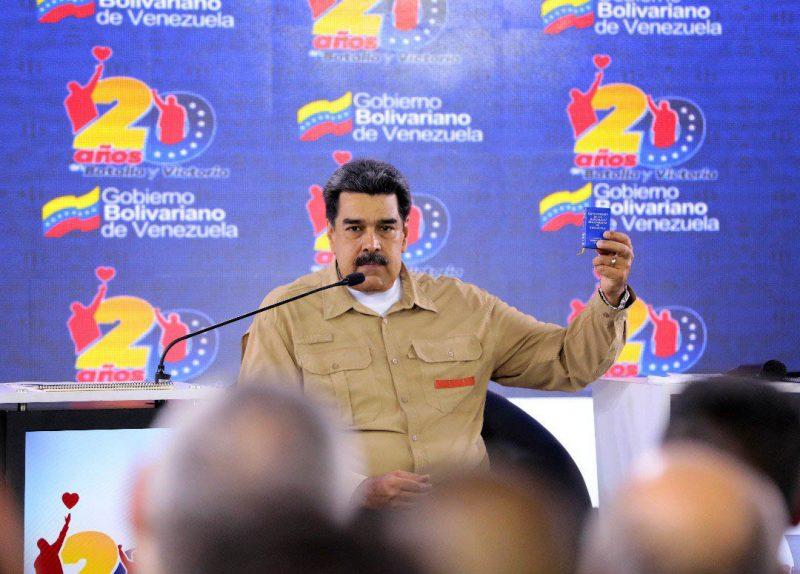 Nicolás Maduro, presidente da Venezuela – Foto: TWNM/Fotos Públicas/Divulgação/ND