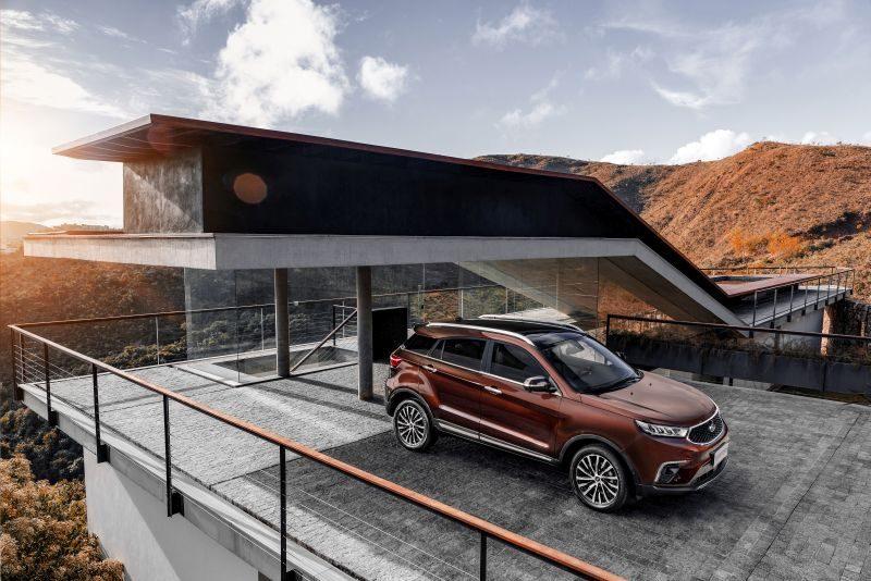 Ford confirma o lançamento do Territory no Brasil em 2020 - Foto: Divulgação - Foto: Divulgação/Garagem 360/ND