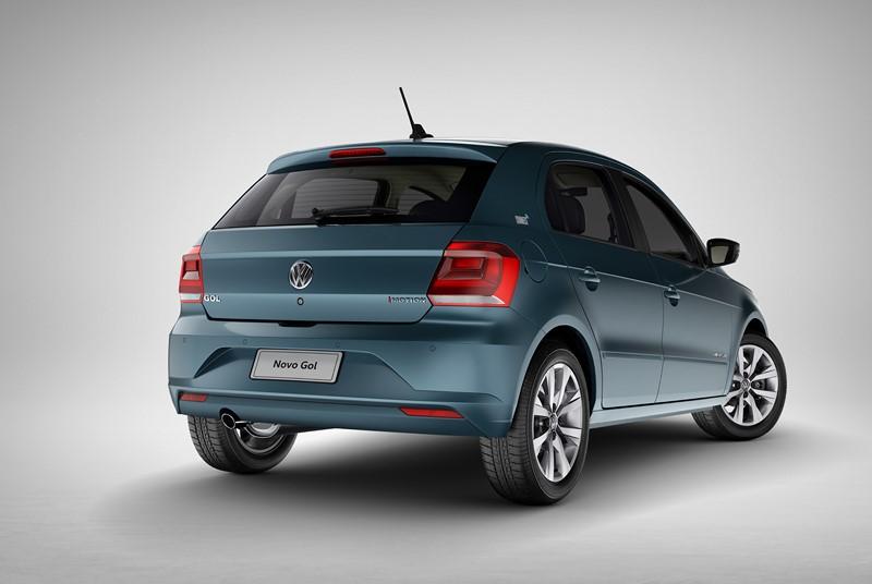 Volkswagen Gol: pode não parecer, mas esta geração está no mercado desde 2008 - Foto: Divulgação - Foto: Divulgação/Garagem 360/ND