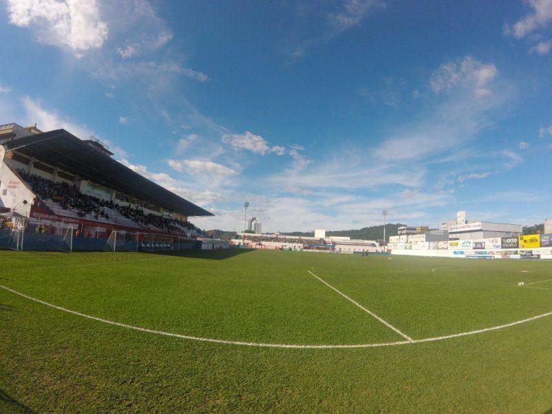 Estádio Augusto Bauer - Diogo de Souza/ND