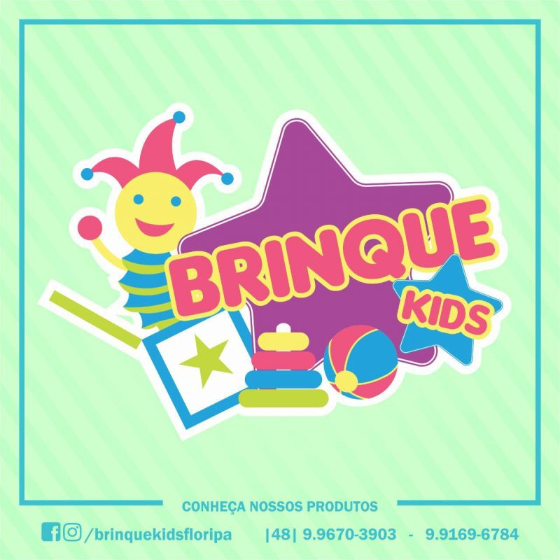 10% de desconto na Brinque Kids