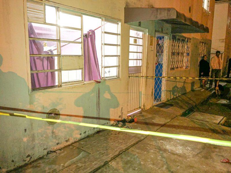 Homem morreu dentro do apartamento – Willian Ricardo/ND