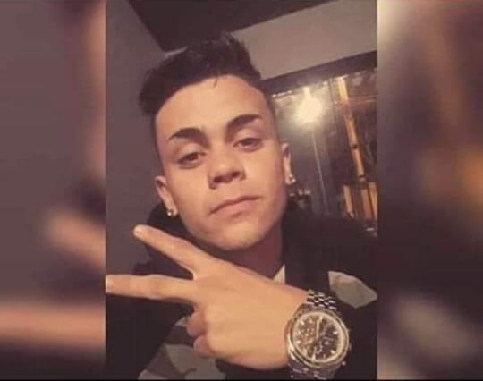 Guilherme Bocci estava internado desde o dia do acidente em Joinville – Redes Sociais