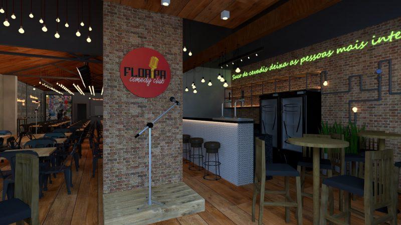 Floripa Comedy Club é a primeira casa de comédia em SC – Floripa Comedy Club/Divulgação/ND