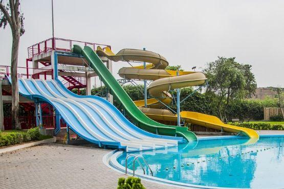 Resolução permite que parques aquáticos funcionem com 50% da capacidade de público – Foto: Pixabay/Reprodução ND