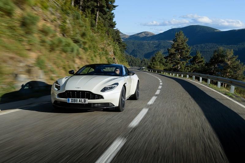 Velozes e Furiosos: Hobbs and Shaw - Aston Martin DB11 - Foto: Divulgação - Foto: Divulgação/Garagem 360/ND