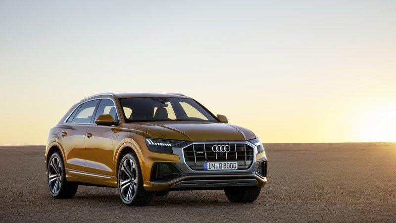 Audi revela o novo Q8 - Foto: Divulgação - Foto: Divulgação/Garagem 360/ND