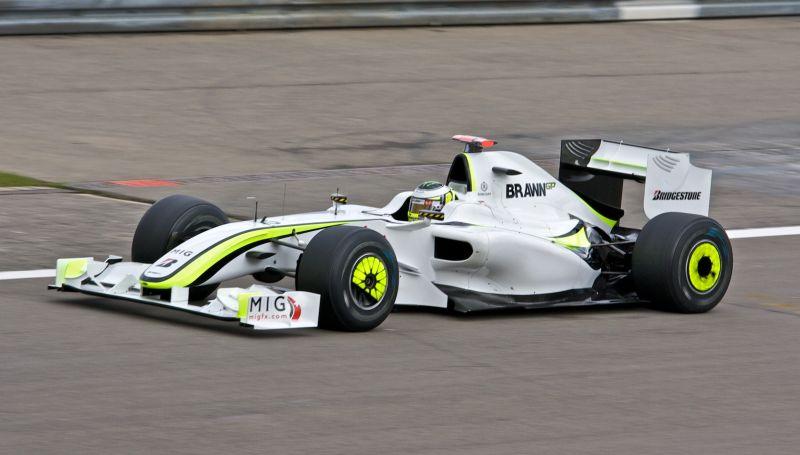 Brawn GP 001: correu por apenas um ano, mas entrou para a história por ter feito sua equipe ser a única campeã no ano de estreia. Deu a Jenson Button o título de pilotos em 2009, além de faturar o de construtores também. Venceu 8 das 17 etapas - 6 com Button e 2 com Rubens Barrichello - Foto: Rodefeld on VisualHunt.com / CC BY-SA - Foto: Rodefeld on VisualHunt.com / CC BY-SA/Garagem 360/ND
