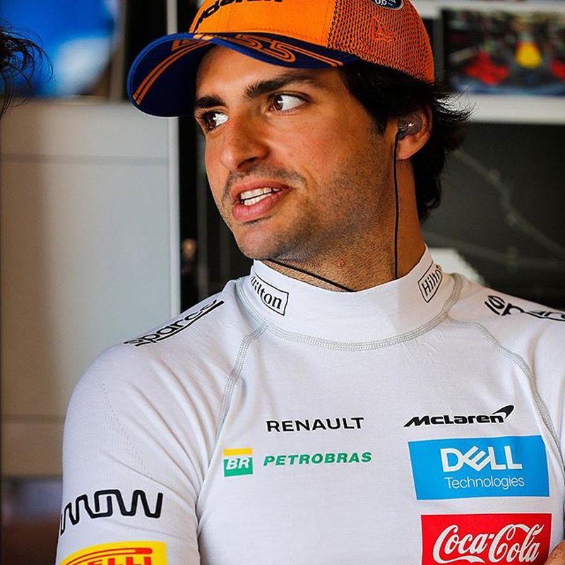 Carlos Sainz Jr., que atualmente pilota pela McLaren da F1 - Foto: Reprodução/Instagram - Foto: Reprodução/Instagram/Garagem 360/ND