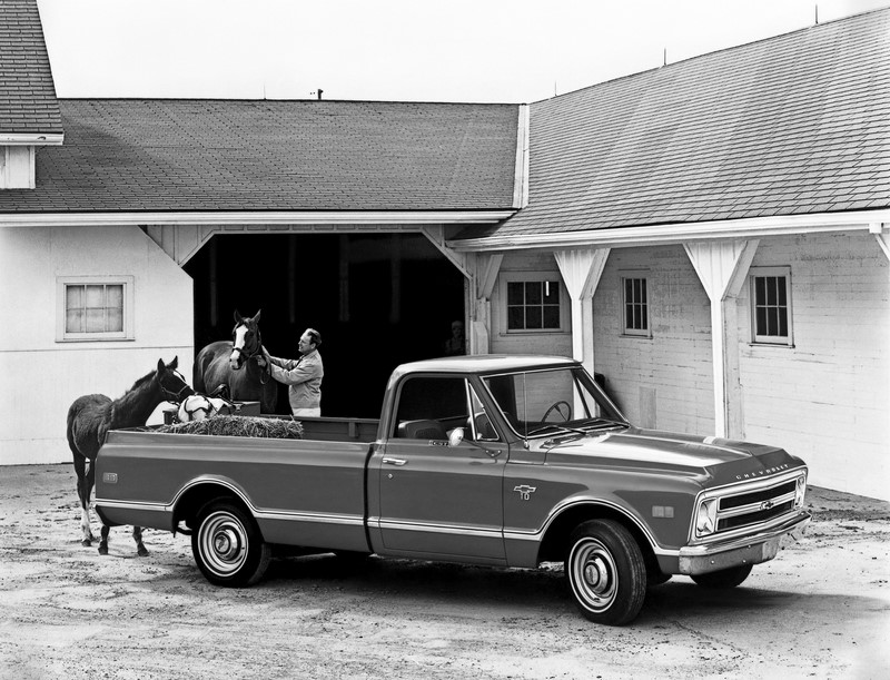 Velozes e Furiosos: Hobbs and Shaw - Chevrolet C-Series 1967 - Foto: Divulgação - Foto: Divulgação/Garagem 360/ND