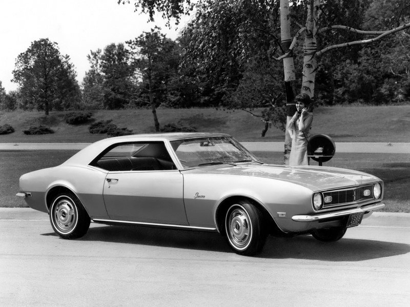 Velozes e Furiosos: Hobbs and Shaw - Chevrolet Camaro 1968 - Foto: Divulgação - Foto: Divulgação/Garagem 360/ND