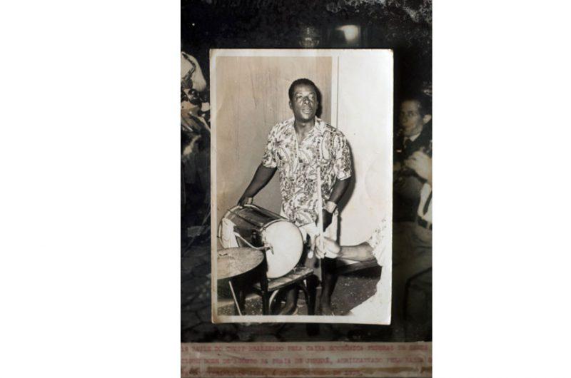 Manoel Feliciano, o seo Dedinha - Arquivos Banda da Lapa/Divulgação