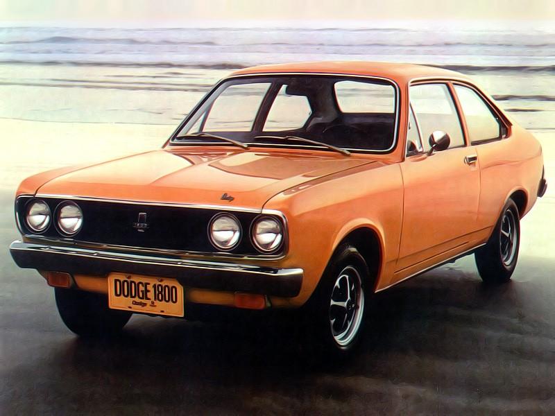 Dodge 1800 Polara: modelo de entrada da marca nos anos 1970, nunca conseguiu seu espaço. Os problemas de desempenho comprometeram o começo de sua trajetória. Deixou o mercado em 1981 - Foto: Divulgação - Foto: Divulgação/Garagem 360/ND