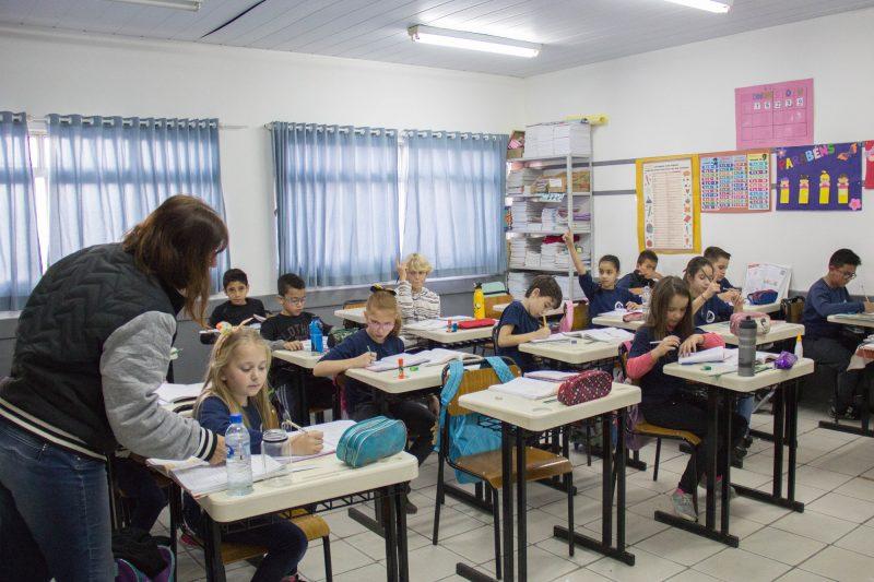 Aberto processo seletivo para ACTS em São José. Foto: Divulgação/PMSJ/ND – educacao1 090819