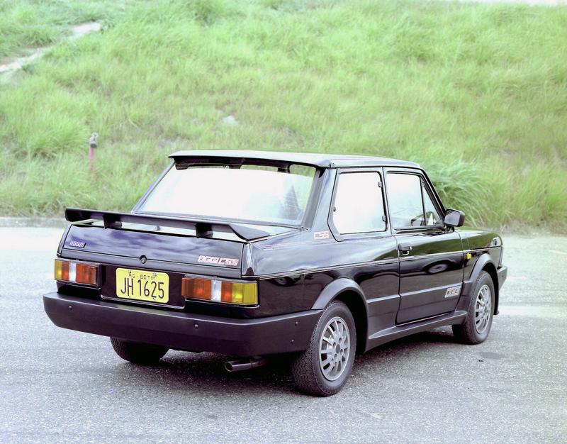 Fiat Oggi: sedã derivado do 147, foi lançado em 1983, mas durou pouco. Se despediu do mercado dois anos depois, em 1985 - Foto: Divulgação - Foto: Divulgação/Garagem 360/ND