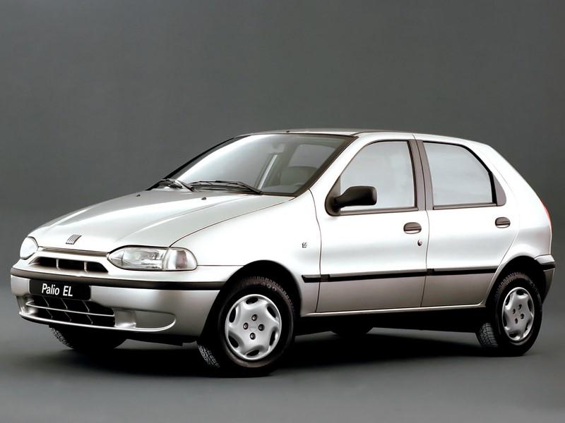 Fiat Palio Citymatic: o Palio foi um grande sucesso da marca no Brasil, mas esta versão não deixou saudades. Seu diferencial era não ter o pedal da embreagem. Porém, era necessário efetuar as trocas de marcha pela alavanca como em qualquer carro manual. Lançado em 1999, deixou o mercado em 2000 - Foto: Divulgação - Foto: Divulgação/Garagem 360/ND