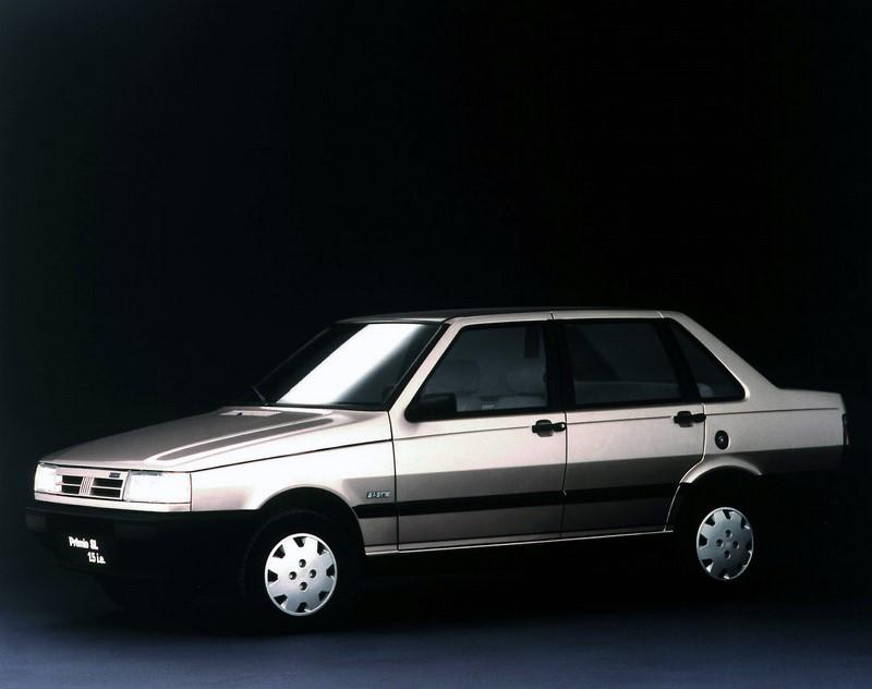 Fiat Prêmio: sucessor do Oggi, também nunca fez muito sucesso no mercado. Deixou de ser vendido em 1996 - Foto: Divulgação - Foto: Divulgação/Garagem 360/ND