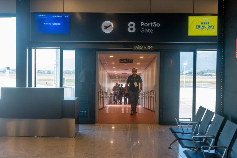 Aerolíneas Argentinas anuncia retorno de voos semanais para Florianópolis – Foto: Flavio Tin/Arquivo/ND