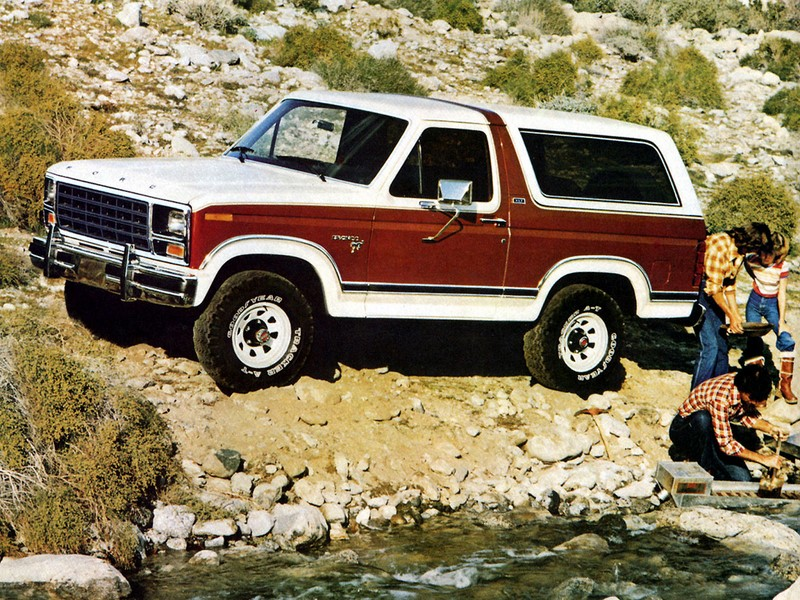 Velozes e Furiosos: Hobbs and Shaw - Ford Bronco 1981 - Foto: Divulgação - Foto: Divulgação/Garagem 360/ND