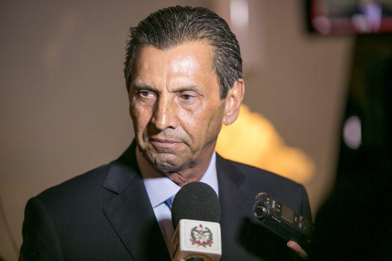 Julio Garcia – Foto: Rodolfo Espínola/Agência AL/ND