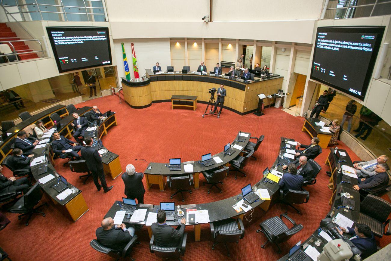 Plenário - Agência AL/ND