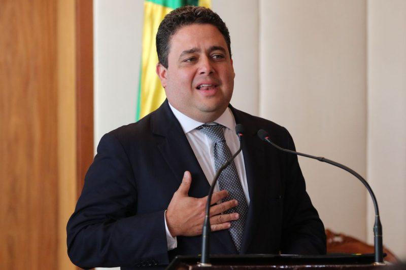 O presidente da OAB, Felipe Santa Cruz participa do lançamento do Portal do Observatório Nacional. – Foto: Fabio Rodrigues Pozzebom/Agência Brasil/ND