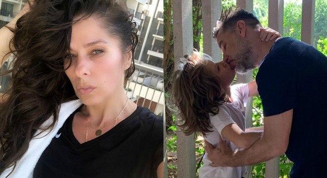 Apresentadora Adriane Galisteu rebateu críticas em rede social – Reprodução/Instagram