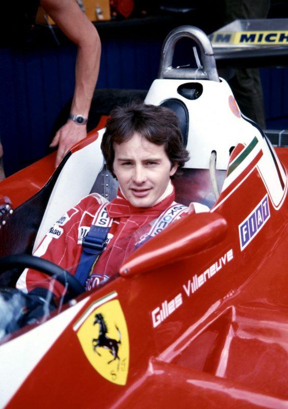 Gilles Villeneuve é o pai de Jacques Villeneuve. Ambos foram pilotos de F1, mas Gilles morreu em um trágico acidente em 1982, não conseguindo o sonhado título mundial - Foto: Divulgação - Foto: Divulgação/Garagem 360/ND