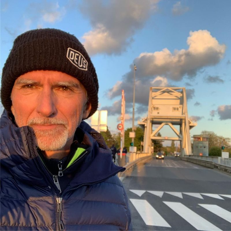 Damon Hill - Foto: Reprodução/Instagram - Foto: Reprodução/Instagram/Garagem 360/ND