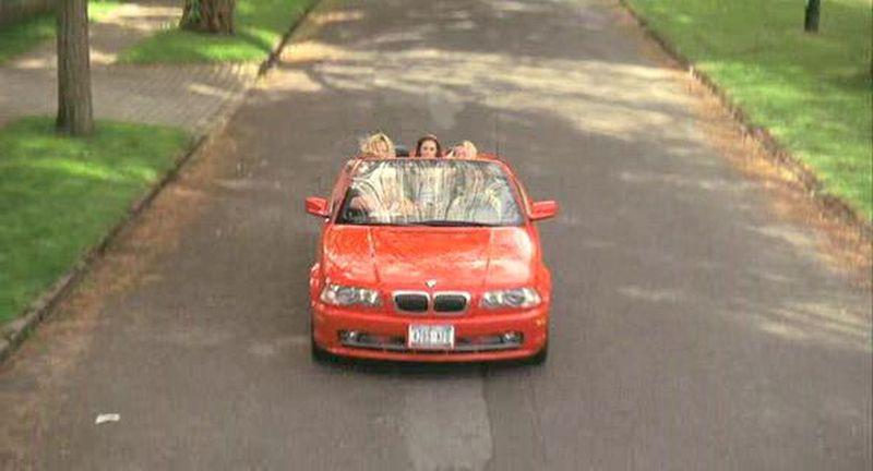 """BMW 3 Cabrio - """"As Branquelas"""" (2004) - Foto: Reprodução/imcdb.org - Foto: Reprodução/imcdb.org/Garagem 360/ND"""