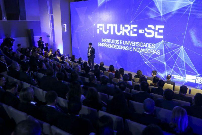 """Universidades e Sebrae pediram adiamento do prazo de consulta sobre o programa """"Future-se"""". – Marcelo Camargo/Agência Brasil/ND"""