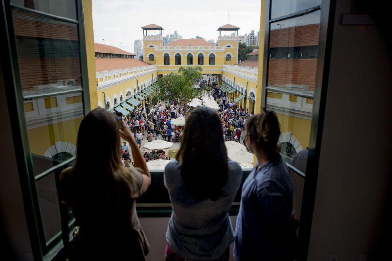 Inauguração do Mercado Público de Florianópolis - Flávio Tin/ND