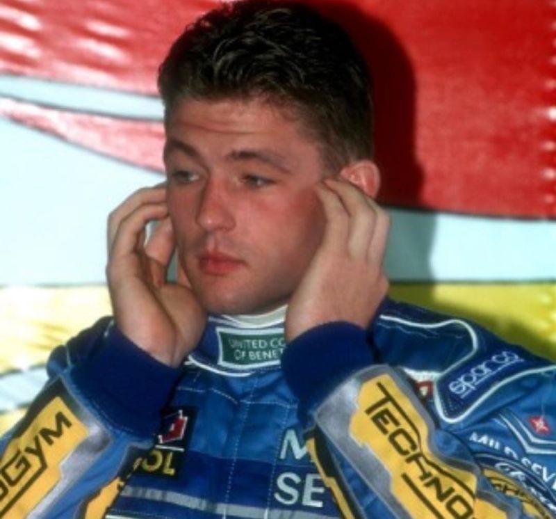 Jos Verstappen correu pela F1 entre 1994 e 2003, mas sem nunca conseguir muito destaque - Foto: Reprodução/Instagram - Foto: Reprodução/Instagram/Garagem 360/ND