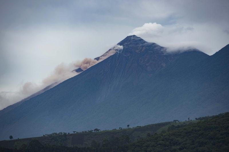 A forma cônica dos morros pode ser responsável pela crença na existência de um vulcão – Foto: Fotos Públicas/ Divulgação/ND