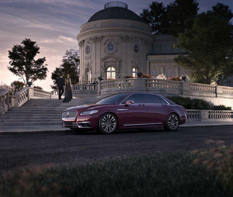 Além da própria Ford, o grupo tem também a Lincoln - Foto: Divulgação - Foto: Divulgação /Garagem 360/ND