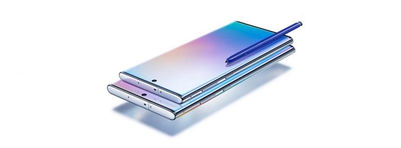Samsung lança oficialmente os novos Galaxy 10 e Galaxy 10+ - Divulgação