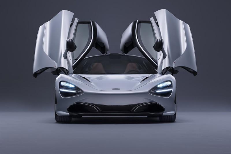 Velozes e Furiosos: Hobbs and Shaw - McLaren 720S - Foto: Divulgação - Foto: Divulgação/Garagem 360/ND