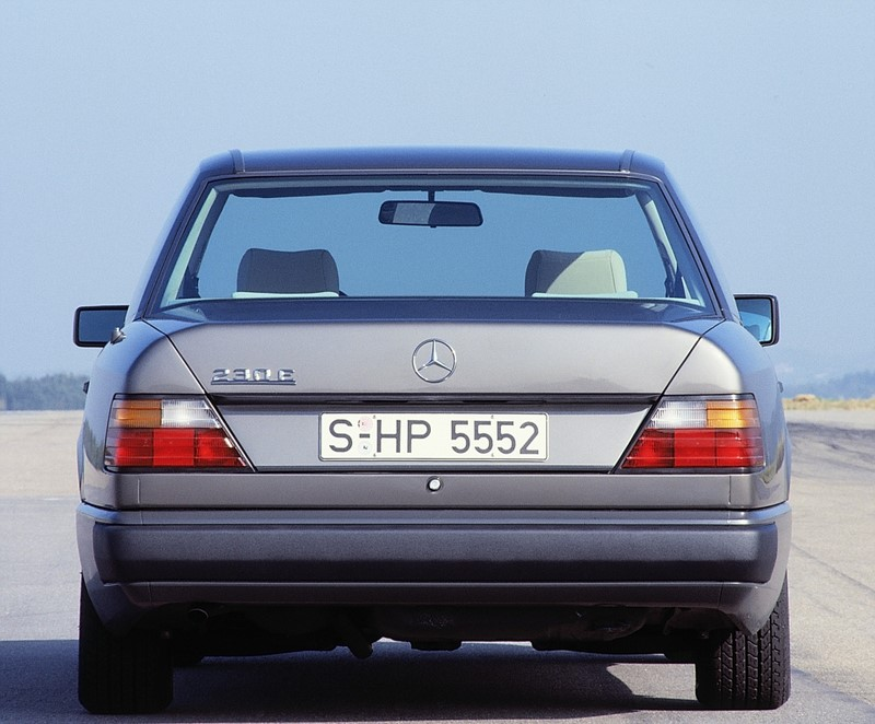 Velozes e Furiosos: Hobbs and Shaw - Mercedes-Benz W124 - Foto: Divulgação - Foto: Divulgação/Garagem 360/ND